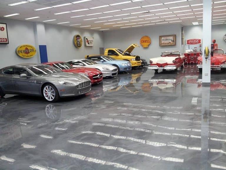 epoxy flooring near me